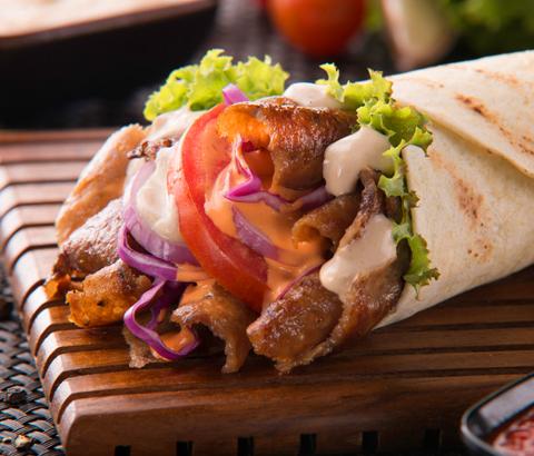 wrap sandwich, Doener koenner, Döner Kebab wrap sandwich, doner . Döner Kebab wrap Sandwiches, doner kebab Egypt, Doner Kebab sandwich, Doener koenner sandwich, german Döner Kebab, Cairo.